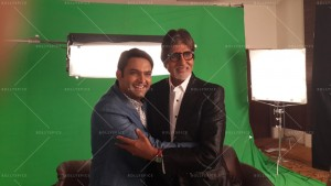 14mar Amitabh ComedyKapil Bhootnath 300x169 Amitabh Bachchan soon to be on Comedy Nights with Kapil!