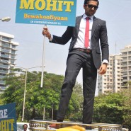 14mar AyushmannBewakoofiyaanFlashMob02 185x185 Ayushmann Khurana performs in a flash mob