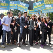 14mar AyushmannBewakoofiyaanFlashMob12 185x185 Ayushmann Khurana performs in a flash mob
