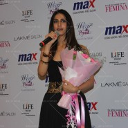 14mar Femina Max Vaani02 185x185 Vaani Kapoor at the Femina Event to launch Max Fashion Collection