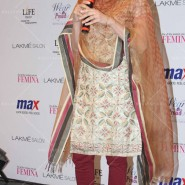 14mar Femina Max Vaani03 185x185 Vaani Kapoor at the Femina Event to launch Max Fashion Collection