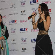 14mar Femina Max Vaani09 185x185 Vaani Kapoor at the Femina Event to launch Max Fashion Collection