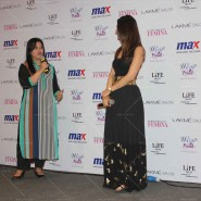 14mar Femina Max Vaani10 185x185 Vaani Kapoor at the Femina Event to launch Max Fashion Collection