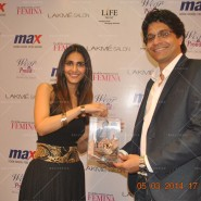14mar Femina Max Vaani18 185x185 Vaani Kapoor at the Femina Event to launch Max Fashion Collection