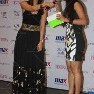 14mar Femina Max Vaani30 185x185 Vaani Kapoor at the Femina Event to launch Max Fashion Collection