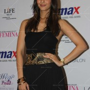 14mar Femina Max Vaani32 185x185 Vaani Kapoor at the Femina Event to launch Max Fashion Collection