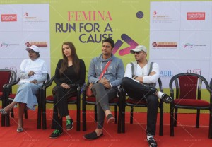 14mar FeminaMarathon13 300x208 Femina Marathon   Run to Save The Girl Child, Run for the Change