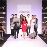 14mar FuglyLFWKochhar04 185x185 Cast of Fugly at Lakme Fashion Week Summer/Resort 2014