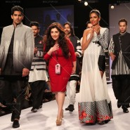 14mar FuglyLFWKochhar09 185x185 Cast of Fugly at Lakme Fashion Week Summer/Resort 2014