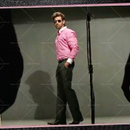 14mar HrithikJHampsteadPhotoshoot17 185x185 Hrithik hotness in the making of J. Hamstead campaign!