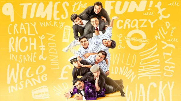 14mar Humshakals poster05 612x344 Sajid Khan unveils first look of Humshakals