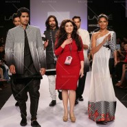 14mar LFWSR ArchanaKochhar05 185x185 The last day of Lakme Fashion Week Summer Resort ends with collections from designers like Neeta Lulla, Archana Kochhar and more...