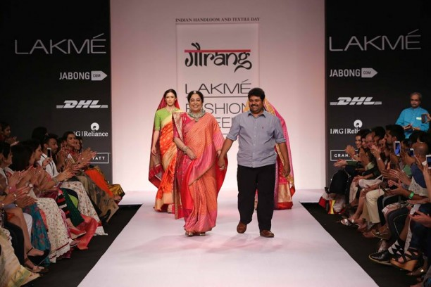 14mar LFWSR Bollywood05 612x408 Bollywood Showstoppers at Lakme Fashion Week Summer Resort 2014