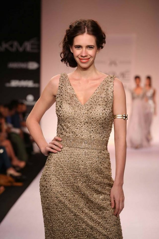 14mar LFWSR Bollywood10 612x918 Bollywood Showstoppers at Lakme Fashion Week Summer Resort 2014