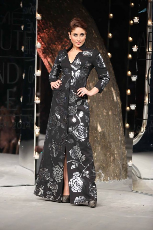 14mar LFWSR Bollywood17 612x918 Bollywood Showstoppers at Lakme Fashion Week Summer Resort 2014
