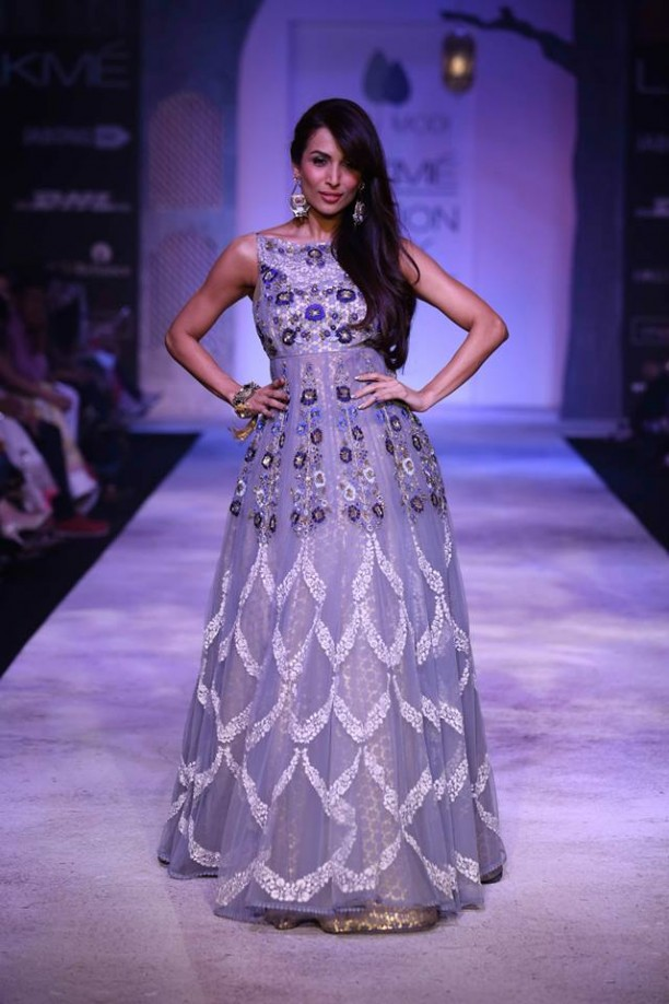 14mar LFWSR Bollywood19 612x918 Bollywood Showstoppers at Lakme Fashion Week Summer Resort 2014