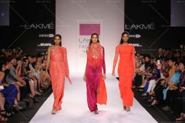 Lakme Fashion Week SR 2014 Day 4 sees collections from designers like Anushka Khanna, Shantanu & Nikhil and more…