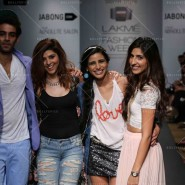 14mar LFWSR D4 JabongStreetStyle04 185x185 Lakme Fashion Week SR 2014 Day 4 sees collections from designers like Anushka Khanna, Shantanu & Nikhil and more...