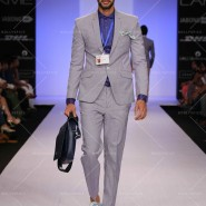 14mar LFWSR D4 SanjayHingu02 185x185 Lakme Fashion Week SR 2014 Day 4 sees collections from designers like Anushka Khanna, Shantanu & Nikhil and more...