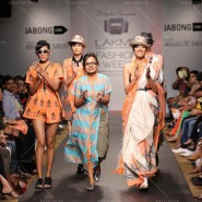 14mar LFWSR Debashi02 185x185 Unconventional and Quirky collections on the Jabong stage at the Lakme Fashion Week SR 2014