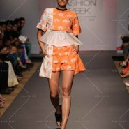 14mar LFWSR Debashi03 185x185 Unconventional and Quirky collections on the Jabong stage at the Lakme Fashion Week SR 2014