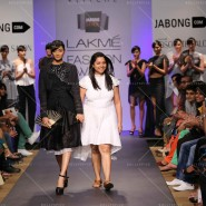 14mar LFWSR IshaKedia03 185x185 Unconventional and Quirky collections on the Jabong stage at the Lakme Fashion Week SR 2014