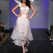 14mar LFWSR Junelia01 185x185 Unconventional and Quirky collections on the Jabong stage at the Lakme Fashion Week SR 2014