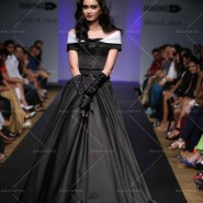 14mar LFWSR Junelia02 185x185 Unconventional and Quirky collections on the Jabong stage at the Lakme Fashion Week SR 2014