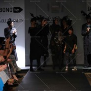14mar LFWSR LittleShilpa03 185x185 Unconventional and Quirky collections on the Jabong stage at the Lakme Fashion Week SR 2014