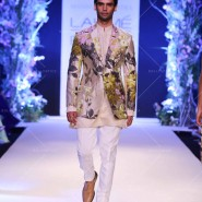 14mar LFWSR MM02 185x185 Manish Malhotra opens with A Summer Affair at Lakme Fashion Week SR 2014