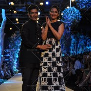14mar LFWSR MM22 185x185 Manish Malhotra opens with A Summer Affair at Lakme Fashion Week SR 2014