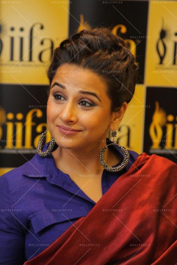 14mar VidyaIIFA Houston03 612x918 More details on Vidya Balan in the US and IIFA in Tampa!