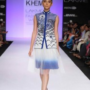 14mar lakme khem 03 185x185 BollySpice Picks: Our Favourites from Day 2 of Lakme Fashion Week Summer/Resort 2014