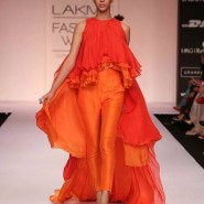14mar lakme suman 01 185x185 BollySpice Picks: Our Favourites from Day 2 of Lakme Fashion Week Summer/Resort 2014