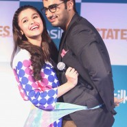 2statessunsilkpresscon1 185x185 2 States Sunsilk Press Conference with Alia Bhatt and Arjun Kapoor