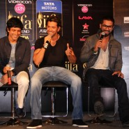 L R Farhan AkhtarHrithik Roshan Shahid Kapoor. 185x185 Tampa Get Ready for Hrithik, Shahid and Farhan to thrill at IIFA
