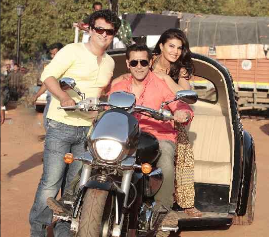 kick Salman Khans KICK bring Delhi to a standstill