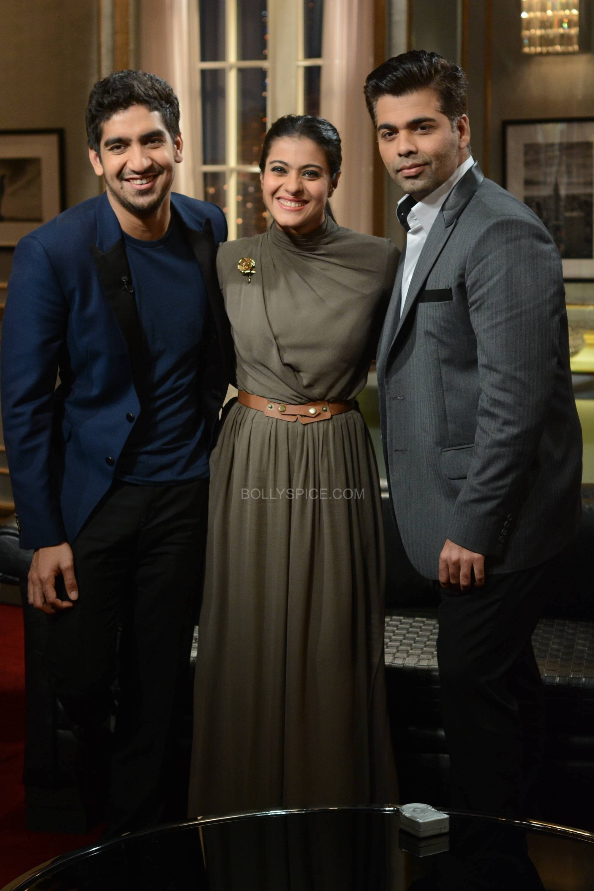 kwkkajolayan3 Koffee With Karan 4 preview   Kajol and Ayan Mukherjee