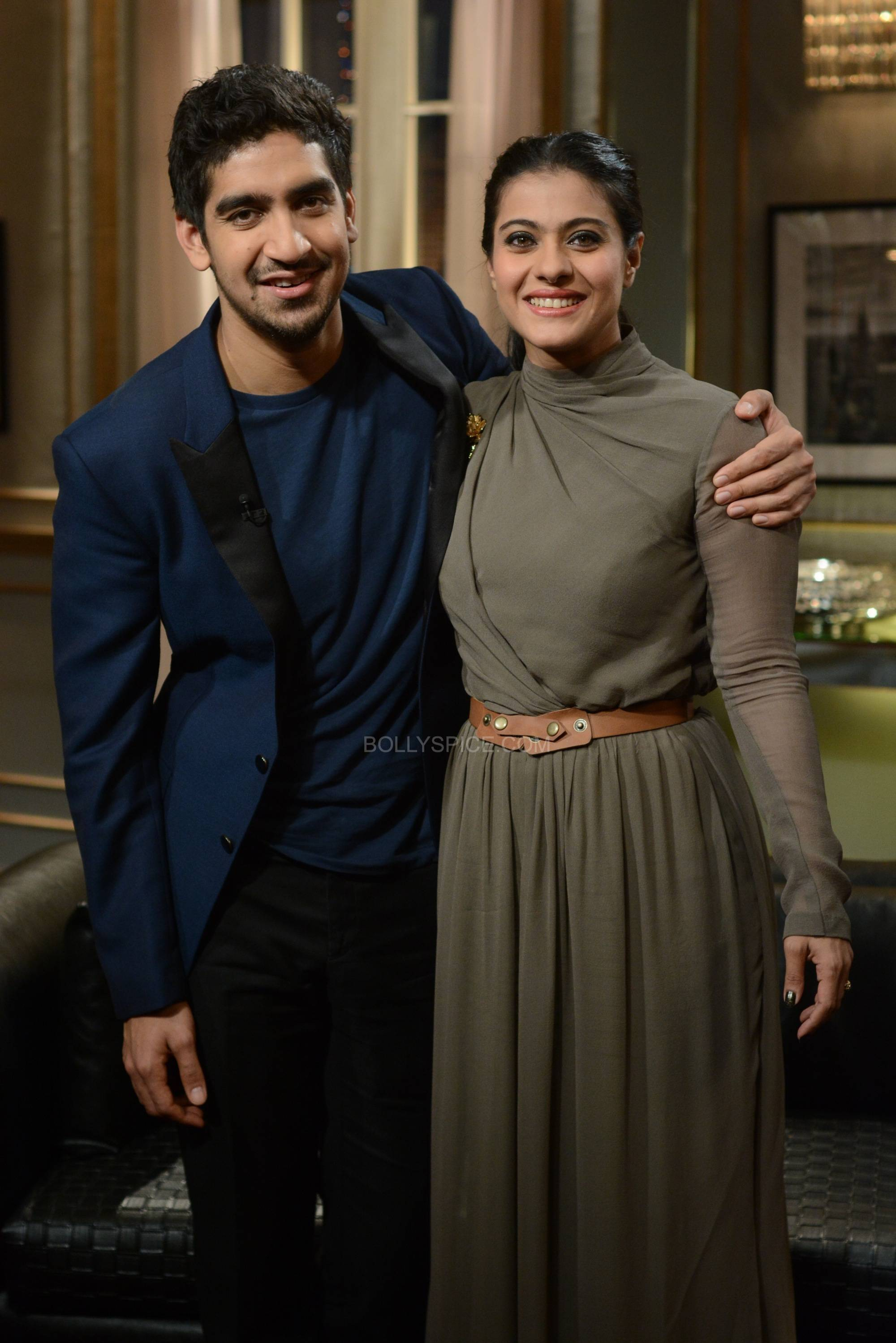 kwkkajolayan4 Koffee With Karan 4 preview   Kajol and Ayan Mukherjee