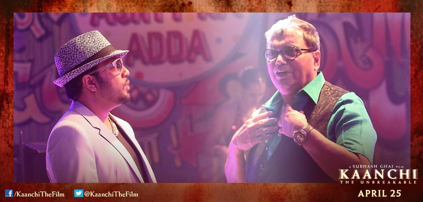 mushtanda2 Mika Singh and Subhash Ghai go the rap way with Mushtanda from Kaanchi