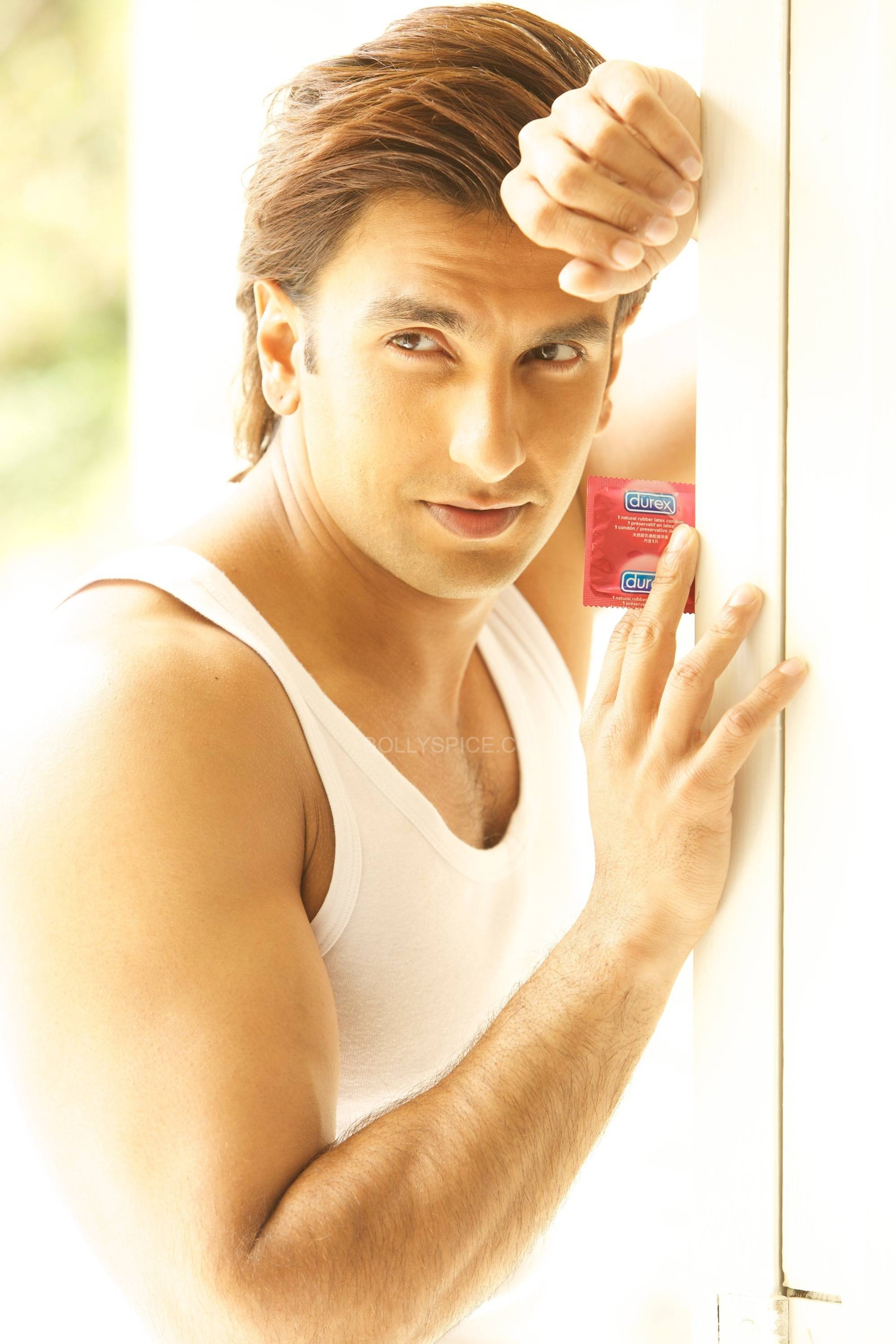ranveersingh1 Ranveer Singhs new endorsement pushes the envelope!
