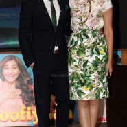 sonam kapoor and ayushman khurana 23 185x185 Sonam and Ayushman at Bewakoofiyaan Press Conference Welingkar College