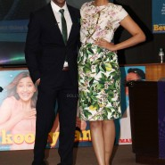 sonam kapoor and ayushman khurana 28 185x185 Sonam and Ayushman at Bewakoofiyaan Press Conference Welingkar College