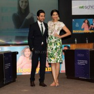sonam kapoor and ayushman khurana 29 185x185 Sonam and Ayushman at Bewakoofiyaan Press Conference Welingkar College