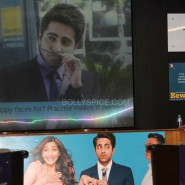 sonam kapoor and ayushman khurana 34 185x185 Sonam and Ayushman at Bewakoofiyaan Press Conference Welingkar College
