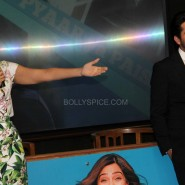 sonam kapoor and ayushman khurana 36 185x185 Sonam and Ayushman at Bewakoofiyaan Press Conference Welingkar College