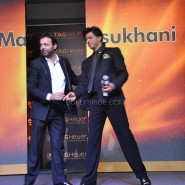 taghauereventsrk3 185x185 Shah Rukh Khan Launches golden TAG Heuer Carrera timepieces in Mumbai