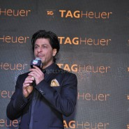 taghauereventsrk4 185x185 Shah Rukh Khan Launches golden TAG Heuer Carrera timepieces in Mumbai