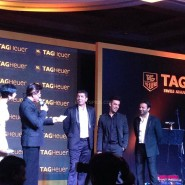 taghauereventsrk6 185x185 Shah Rukh Khan Launches golden TAG Heuer Carrera timepieces in Mumbai