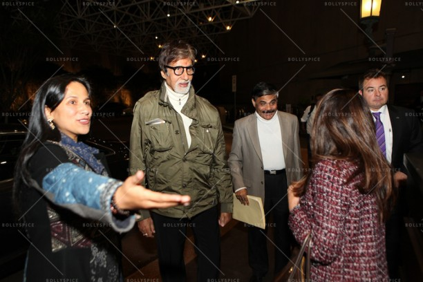 14apr AmitabhMelbourneArrival IFFM06 612x408 In Pictures: Amitabh Bachchan Arrives in Australia for the Indian Film Festival of Melbourne